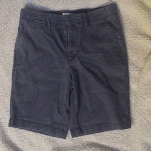 Men's Sonoma gray shorts, size 33
